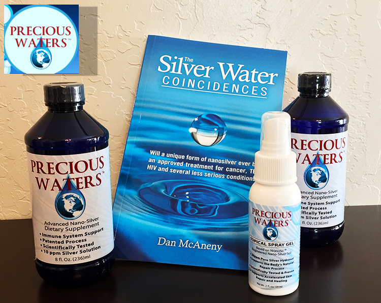Precious Waters Immune System Support