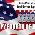 Buy New 5 Pack & Get Free Spray Gel