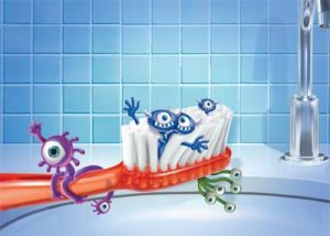 Precious Waters Toothbrush